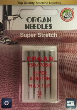 Organ SUPER STRETCH Nr.75 Nähmaschinennadel