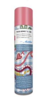 Mettler Klebstoff WEB BOND TA 101